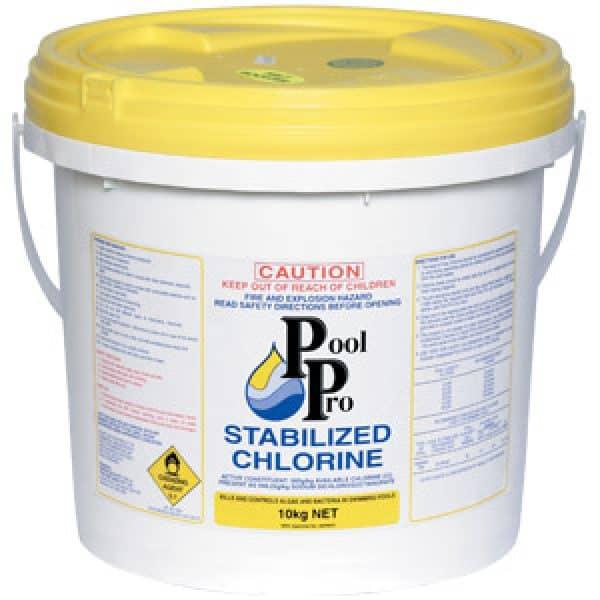 Chlorine & Sanitisers