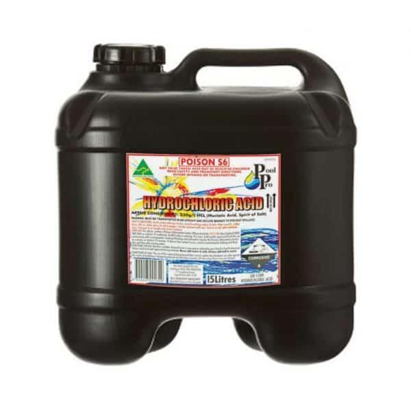 Pool & Spa Chemicals